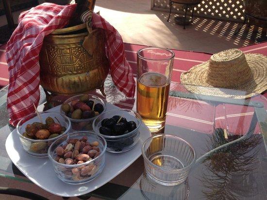 Riad Dar Anika terrace
