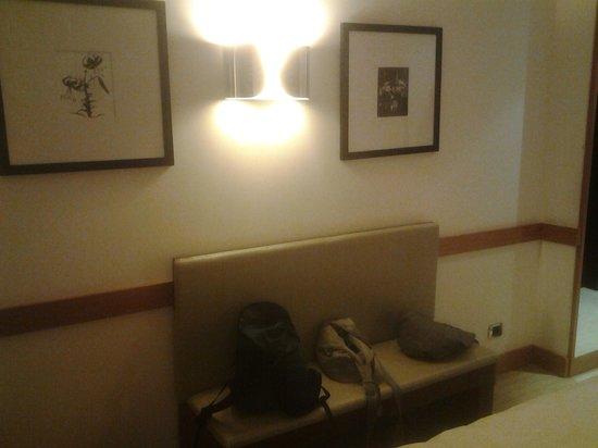 Starhotels Tourist: camera