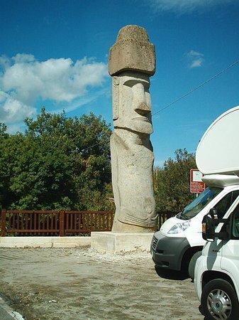 Statua Moai
