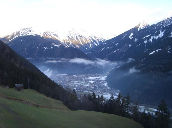 Gletscherblick: The View