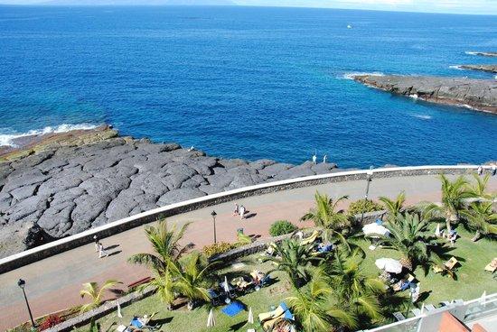 Roca Nivaria GH - Adrian Hoteles: vue de la chambre