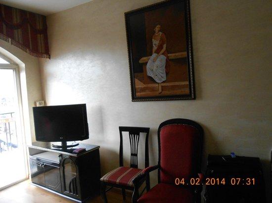 Addar Hotel: Maineroom