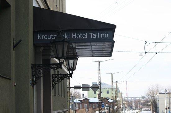 Kreutzwald Hotel Tallinn: Endla.
