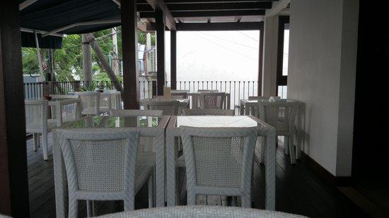 Tanaya Bed & Breakfast: Dinning room