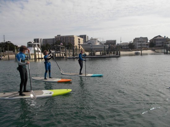 Tony Silvagni Surf School: We are up and out