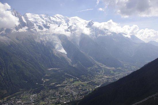 Téléphérique du Brévent : Nice view