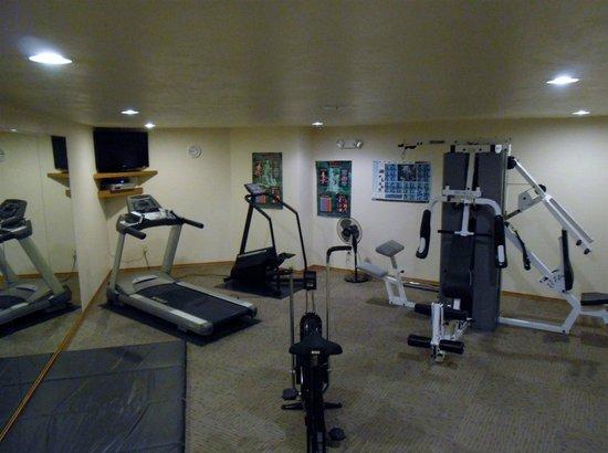 Pheasant Park: Fitness Center