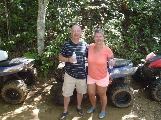 Chukka Caribbean Adventures: Great fun at Chukka ATV safari