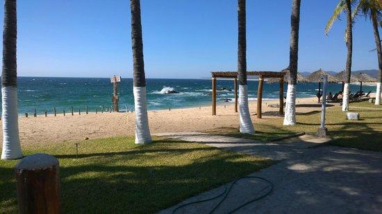 Hotel Mayto : Mayto beach