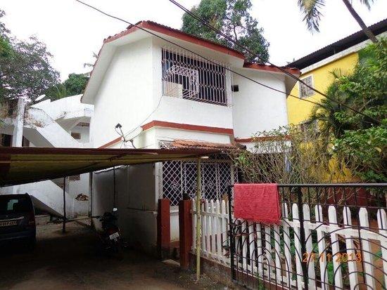 Saudades De Goa - Exclusive service apartments in Calangute : Exterior