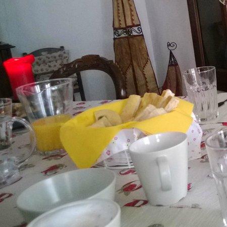 B&B Casa Mortarino: Alcune delizie della colazione