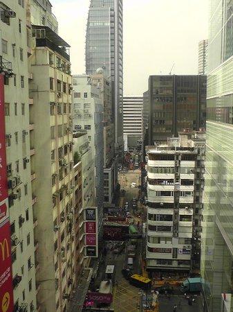 Ashoka Guest House: Window View