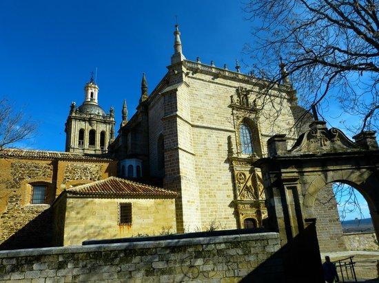Almazara de San Pedro: Catedral de Coria