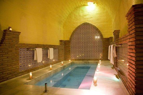 Baños Árabes Hammam-Kabir
