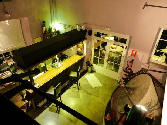 Almazara de San Pedro: Cafeteria de Almazara