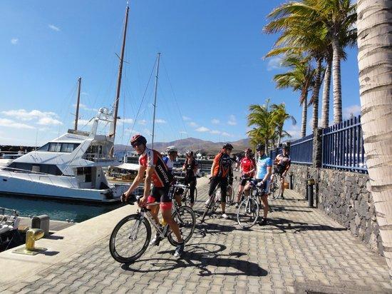 Bueno Bike Lanzarote: Puerto Calero, Lanzarote