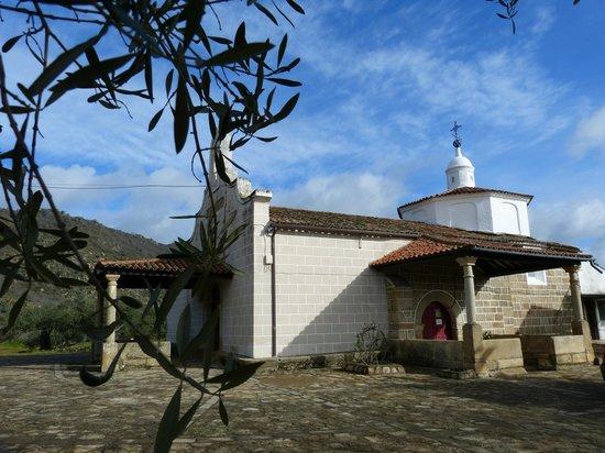 Almazara de San Pedro: Santuario de Nuestra Señora de Novadonga, Cillereos a tan solo 5 min de Almazara
