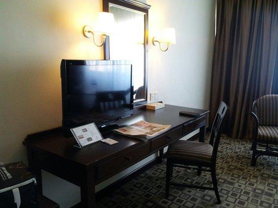 Copthorne Hotel Cameron Highlands: LCD TV