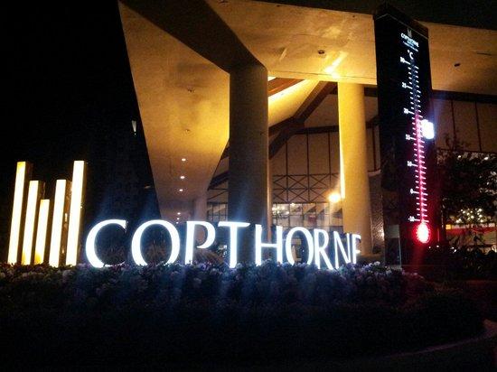 Copthorne Hotel Cameron Highlands: Signage of the Hotel