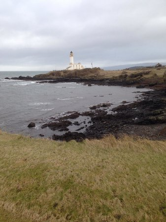 Trump Turnberry, A Luxury Collection Resort, Scotland: Turnberry lighthouse