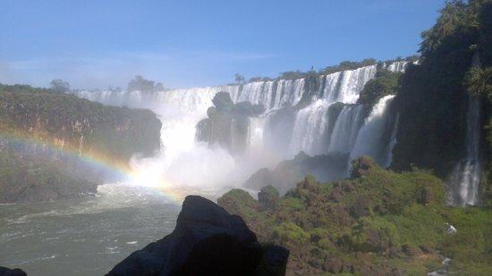 Garganta del Diablo: Cachoeira