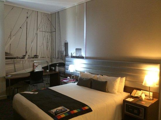 Park Inn Sandton: Ordinary Room