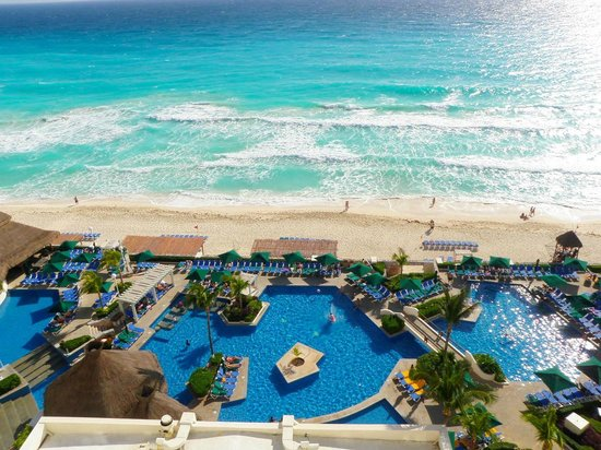 Hotel secrets vine cancun