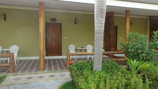 Aonang Phutawan Resort : notre chambre