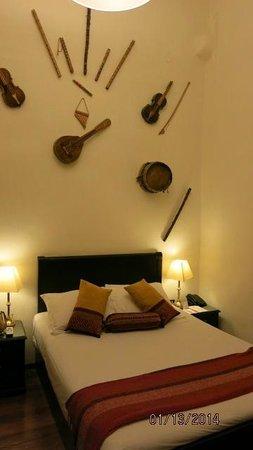 Tierra Viva Cusco Plaza : Bed Room
