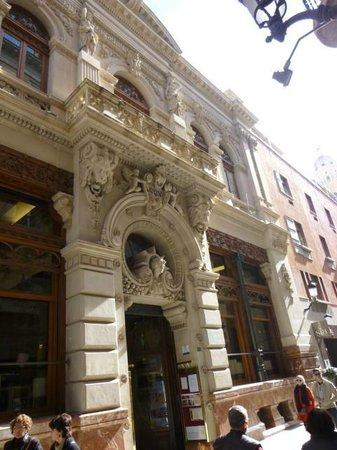 Real Casino de Murcia: Exterior