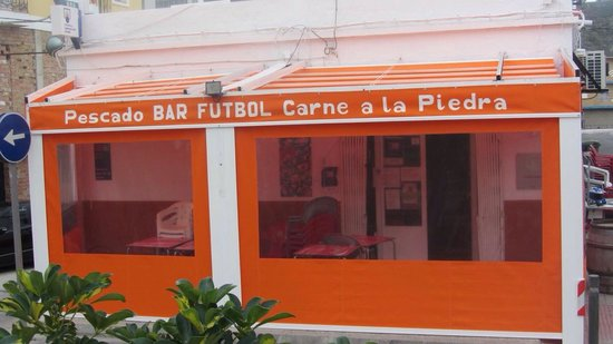 Bar Futbol