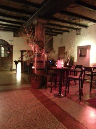 Parkhotel Luna Mondschein: ristorante