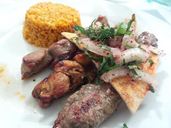 Kfifen Coeur Du Liban Toulon Restaurant Avis Photos