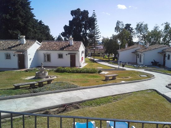 Centro Forestal Sueco: Casitas for 4 persons