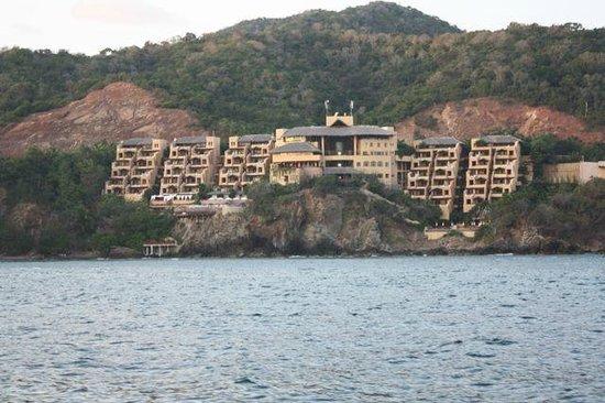 Cala de Mar Resort & Spa Ixtapa: Capella from Sunset Cruise