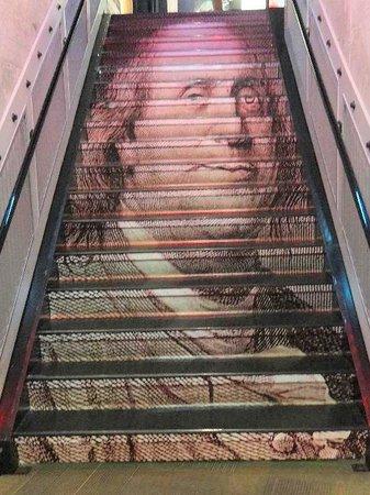 WonderWorks: stairs