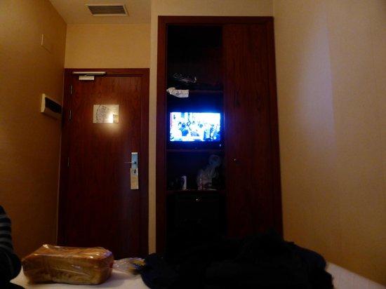 Hotel Pelayo : habitacion