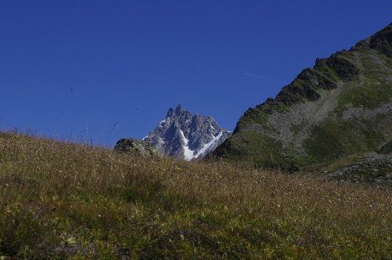 Tramway du Mont-Blanc : On the way