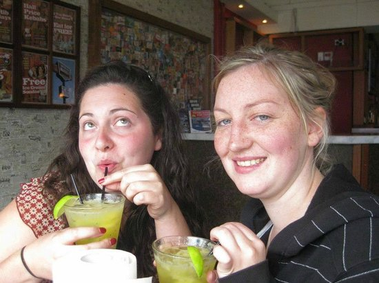 Jimmy Jack's Rib Shack: Cheeky Drinks