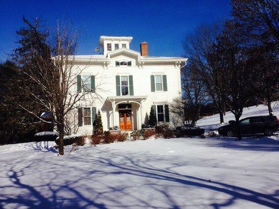 Antique Mansion B&B Rutland, VT