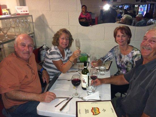 Fiorenza: Happy Diners