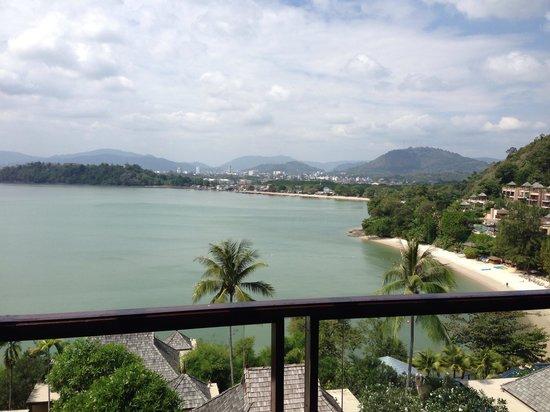 The Westin Siray Bay Resort & Spa Phuket: Shiray Bay from my balcony
