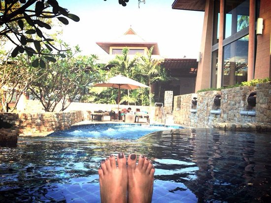 The Westin Siray Bay Resort & Spa Phuket: One of the 3 pools that you can rotate to use