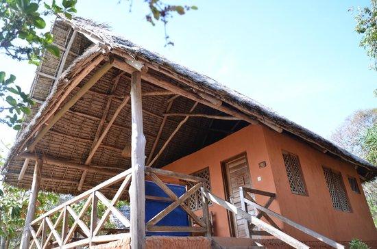 Kichanga Lodge : Il nostro bungalow beachview