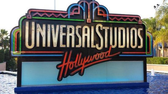 Universal Studios Hollywood : Hollywood