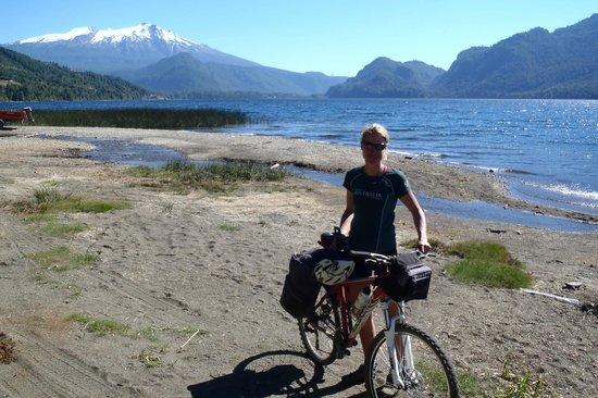 Cordillera Bikes: Choshuenco volcano, Chile