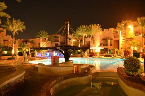 Rehana Sharm Resort : basen