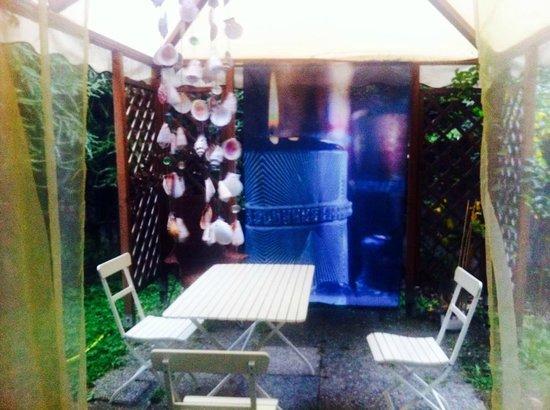 Franciacorta Golf Hotel: giardino relax