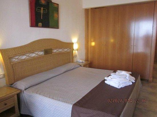 Sandos Papagayo Beach Resort: Bedroom