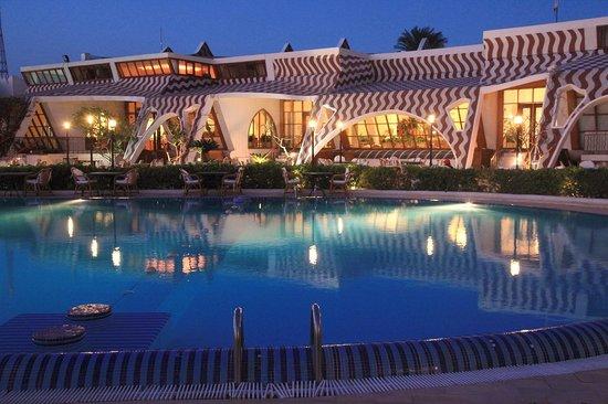 Swiss Inn Resort: A oriental dream in the eveningtime